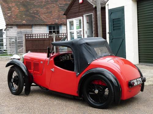 1936 Austin 7 Nippy SOLD (picture 2 of 6)