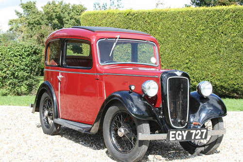 1937  Looking to Purchase Austin 7 of all variants. Wanted (picture 1 of 6)