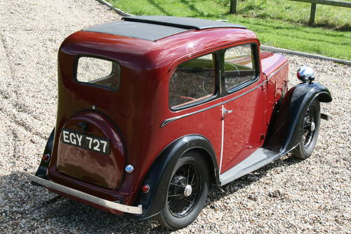 1937  Looking to Purchase Austin 7 of all variants. Wanted (picture 2 of 6)