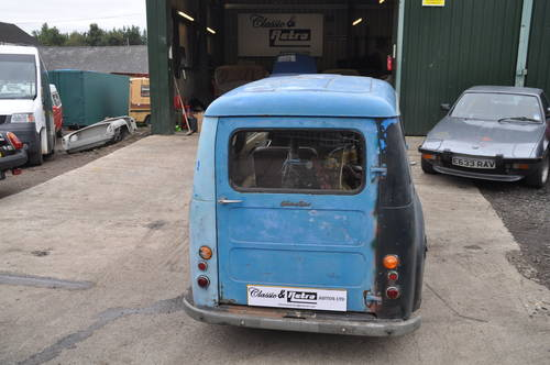 1956 AUSTIN A30 SEVEN VAN NOT A35 GREAT PROJECT SOLD (picture 3 of 6)