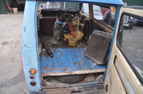 1956 AUSTIN A30 SEVEN VAN NOT A35 GREAT PROJECT SOLD (picture 4 of 6)