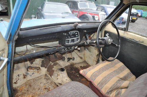 1956 AUSTIN A30 SEVEN VAN NOT A35 GREAT PROJECT SOLD (picture 6 of 6)