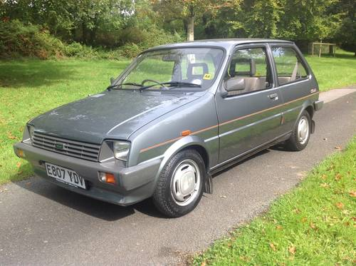 1988 Metro City X 1.0L Manual 2 Owners 35K SOLD (picture 1 of 6)