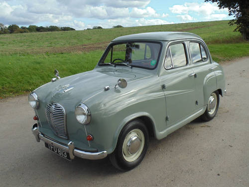 1955 Austin A30 Four Door SOLD (picture 1 of 6)