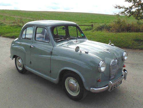 1955 Austin A30 Four Door SOLD (picture 2 of 6)