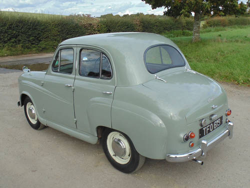 1955 Austin A30 Four Door SOLD (picture 3 of 6)