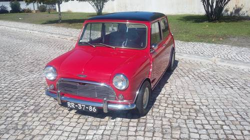 1966 AUSTIN COOPER S MKI For Sale (picture 1 of 6)