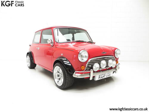 1989 The Ultimate Mini Thirty Cooper Twin Cam SOLD (picture 1 of 6)
