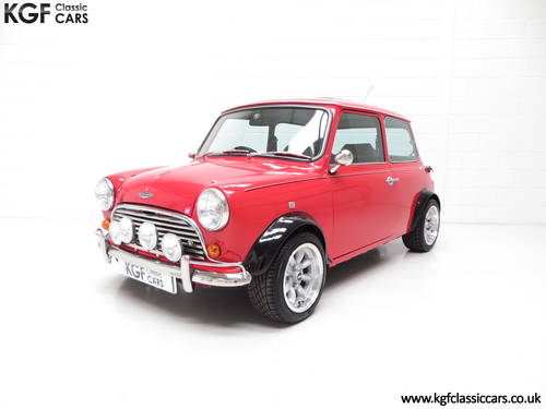 1989 The Ultimate Mini Thirty Cooper Twin Cam SOLD (picture 2 of 6)