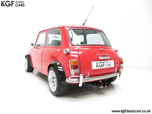 1989 The Ultimate Mini Thirty Cooper Twin Cam SOLD (picture 4 of 6)