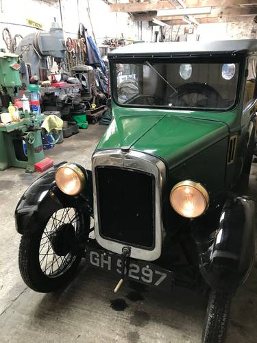 Austin Seven Van 1931 SOLD (picture 1 of 6)