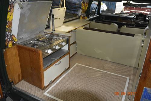 1976 Austin Morris Sun-Tor Camper for two. SOLD (picture 3 of 6)