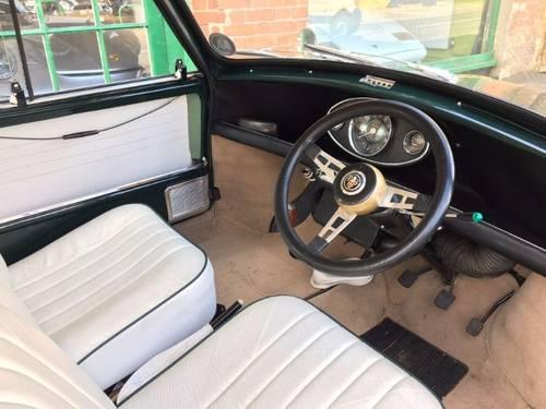 1962 Austin Mini 850  SOLD (picture 4 of 5)