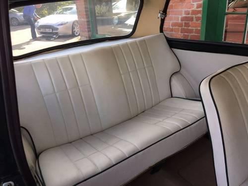 1962 Austin Mini 850  SOLD (picture 5 of 5)