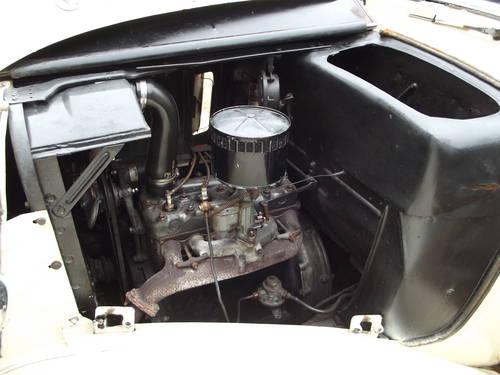 1937 AUSTIN 12/4 ASCOT 4 DOOR SALOON SOLD (picture 5 of 6)
