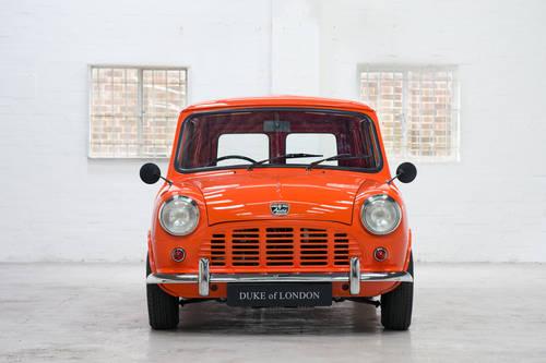1960 Mini Austin Mk1 850 Van Fully Restored For Sale (picture 2 of 6)