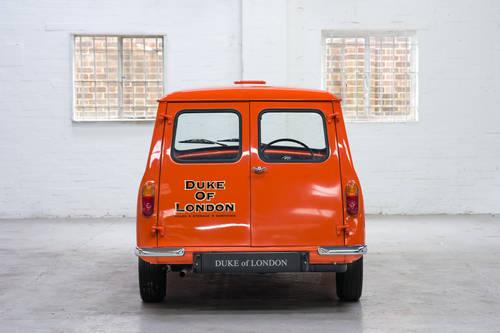 1960 Mini Austin Mk1 850 Van Fully Restored For Sale (picture 3 of 6)