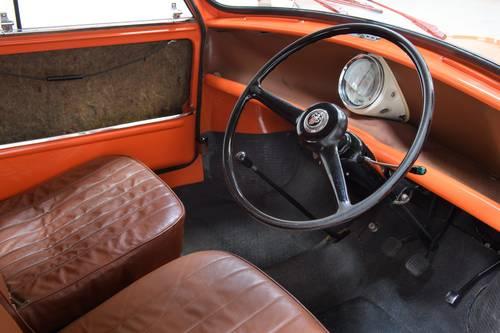 1960 Mini Austin Mk1 850 Van Fully Restored For Sale (picture 5 of 6)
