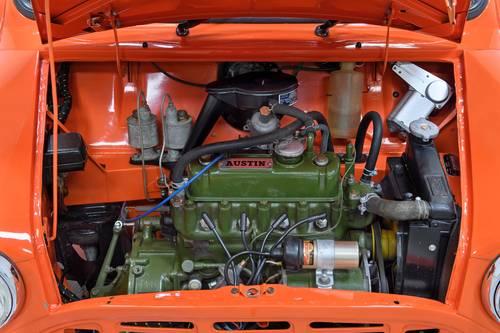 1960 Mini Austin Mk1 850 Van Fully Restored For Sale (picture 6 of 6)