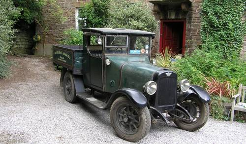 c. 1922 Austin 20/4 Truck to be sold on October 28th SOLD by Auction (picture 1 of 6)