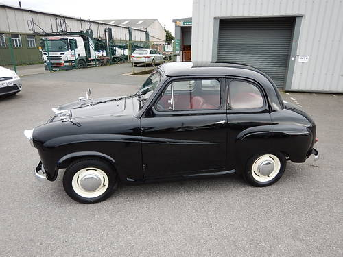 1955 AUSTIN A30 Two Door Saloon SOLD (picture 1 of 6)