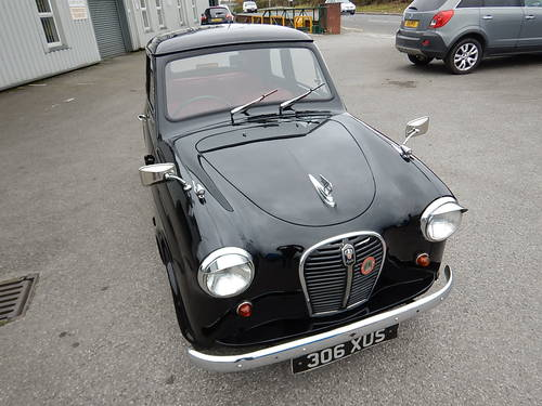 1955 AUSTIN A30 Two Door Saloon SOLD (picture 2 of 6)
