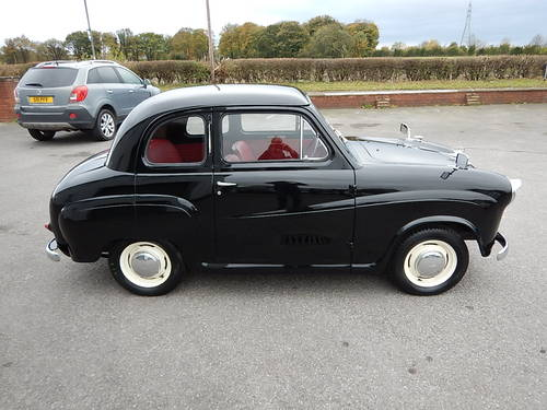 1955 AUSTIN A30 Two Door Saloon SOLD (picture 3 of 6)