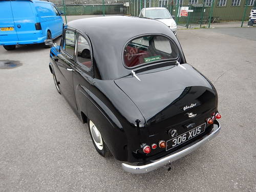 1955 AUSTIN A30 Two Door Saloon SOLD (picture 4 of 6)