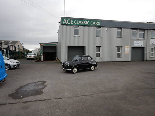 1955 AUSTIN A30 Two Door Saloon SOLD (picture 6 of 6)
