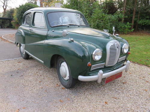 1953 Austin A40 Somerset (Credit/Debit Cards & Delivery) SOLD (picture 1 of 6)
