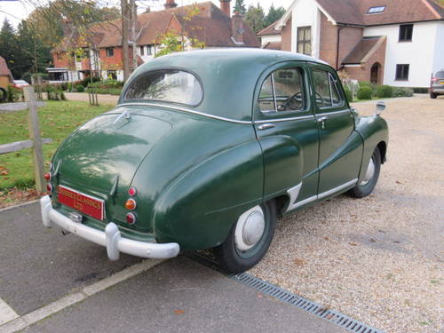 1953 Austin A40 Somerset (Credit/Debit Cards & Delivery) SOLD (picture 2 of 6)