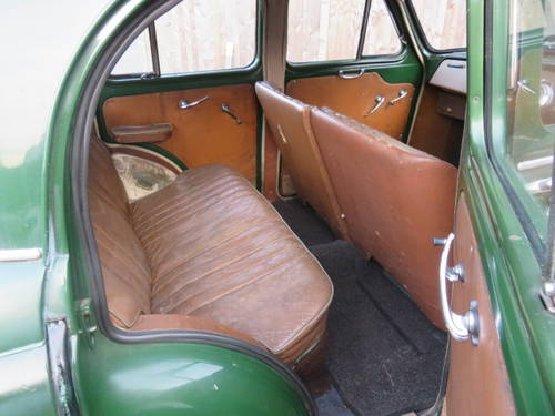 1953 Austin A40 Somerset (Credit/Debit Cards & Delivery) SOLD (picture 5 of 6)