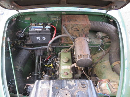 1953 Austin A40 Somerset (Credit/Debit Cards & Delivery) SOLD (picture 6 of 6)