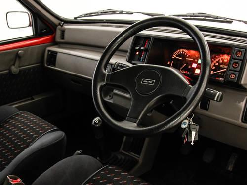 1989 Austin Metro 1275 GTa 3 Door- Outstanding Example SOLD (picture 4 of 6)