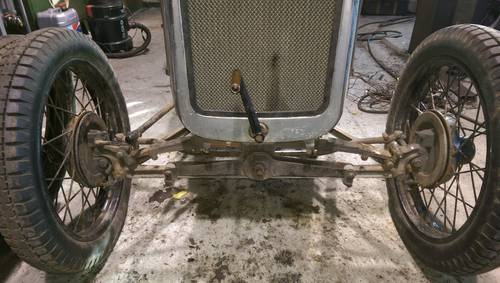1933 Austin Seven RP Rolling Chassis  SOLD (picture 2 of 6)