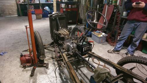 1933 Austin Seven RP Rolling Chassis  SOLD (picture 5 of 6)