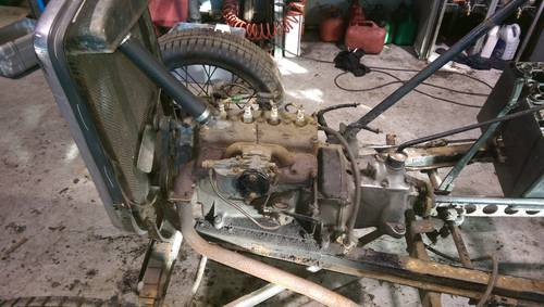 1933 Austin Seven RP Rolling Chassis  SOLD (picture 6 of 6)
