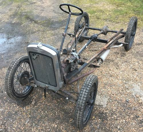 1933 Austin Seven RP Rolling Chassis  SOLD (picture 1 of 6)
