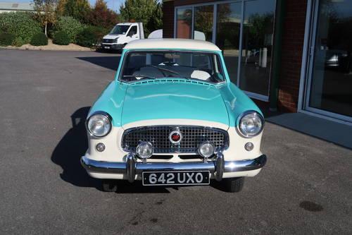 1959 Austin 'Nash' Metropolitan 1500 Series 3 RHD SOLD (picture 3 of 6)