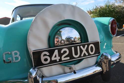 1959 Austin 'Nash' Metropolitan 1500 Series 3 RHD SOLD (picture 4 of 6)