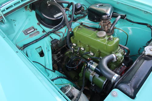 1959 Austin 'Nash' Metropolitan 1500 Series 3 RHD SOLD (picture 6 of 6)