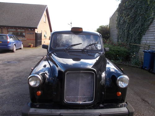1990 AUSTIN  FAIRWAY TAXI PARTS For Sale (picture 2 of 4)
