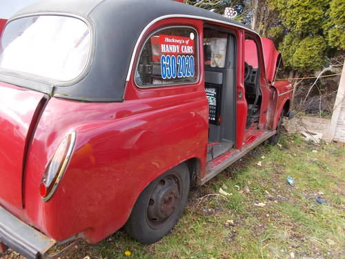 1990 AUSTIN  FAIRWAY TAXI PARTS For Sale (picture 4 of 4)