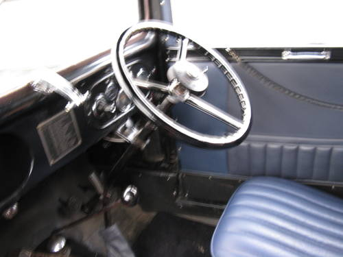 1933 Austin 7 RP Box Saloon SOLD (picture 4 of 6)