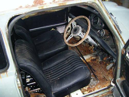 1968 Austin Mini Cooper MK2 RHD BarnFind For Sale (picture 2 of 6)