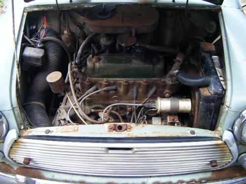 1968 Austin Mini Cooper MK2 RHD BarnFind For Sale (picture 3 of 6)