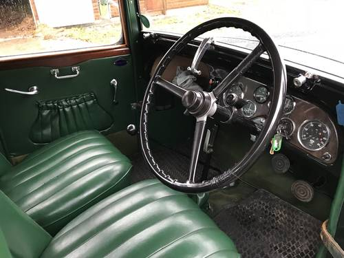 1933 Austin 12/6 Harley for sale in Hampshire SOLD (picture 3 of 6)