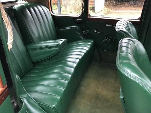 1933 Austin 12/6 Harley for sale in Hampshire SOLD (picture 5 of 6)