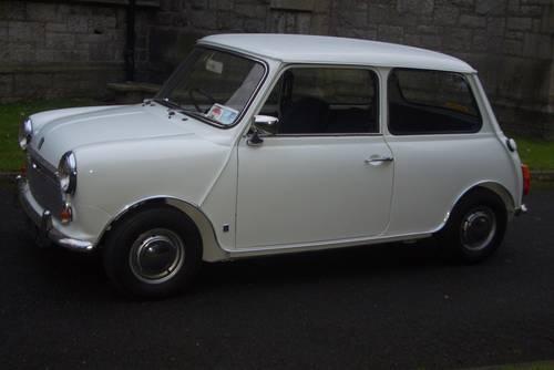 1970  Mini Cooper S 1275 Series 111 For Sale (picture 3 of 6)