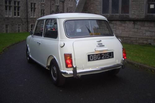 1970  Mini Cooper S 1275 Series 111 For Sale (picture 4 of 6)